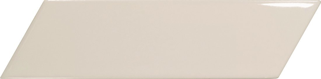 CHEVRON WALL Cream Left 18,6x5,2 (EQ-3) (1bal=0,5m2)
