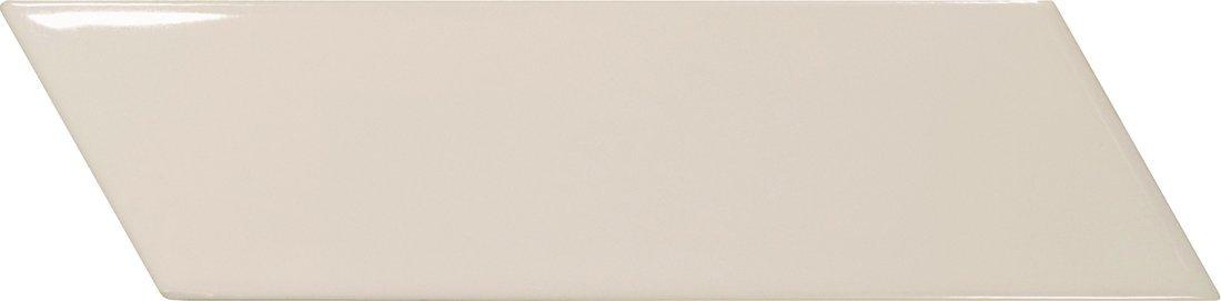 CHEVRON WALL Cream Right 18,6x5,2 (EQ-3) (1bal=0,5m2)