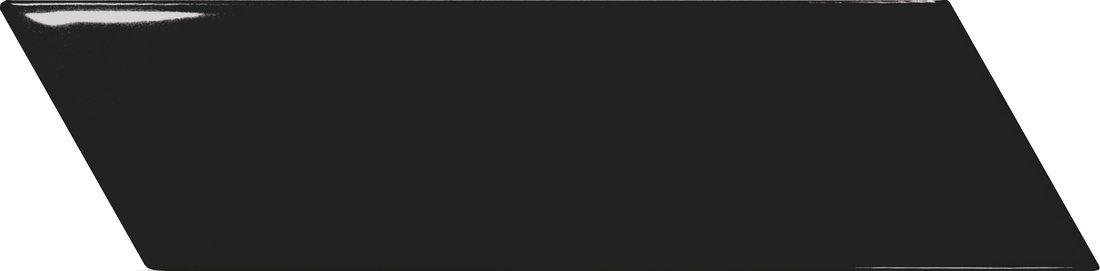 CHEVRON WALL Black Right 18,6x5,2 (EQ-4) (1bal=0,5m2)
