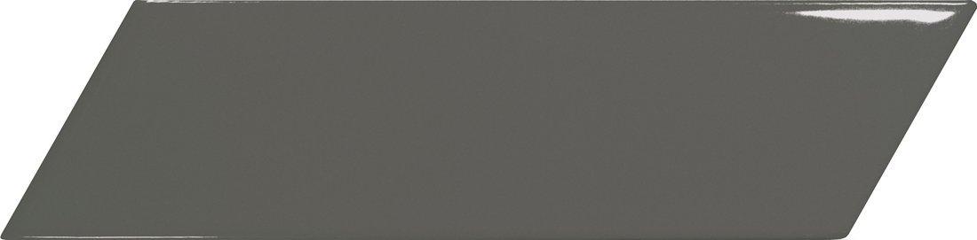 CHEVRON WALL Dark Grey Left 18,6x5,2 (EQ-3) (1bal=0,5m2)