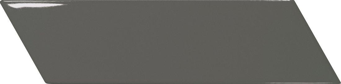 CHEVRON WALL Dark Grey Right 18,6x5,2 (EQ-3) (1bal=0,5m2)