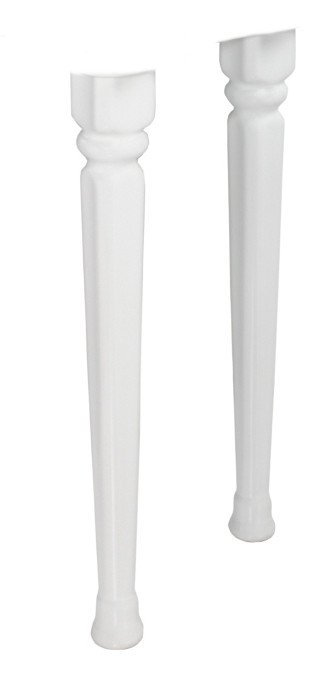 ANTIK nohy k umyvadlu (2 ks)