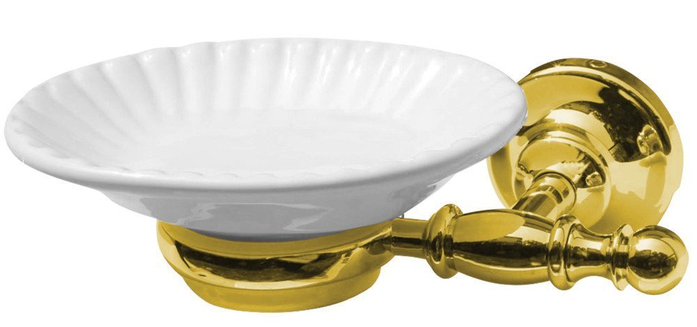 PERLA mýdlenka, keramika, zlato