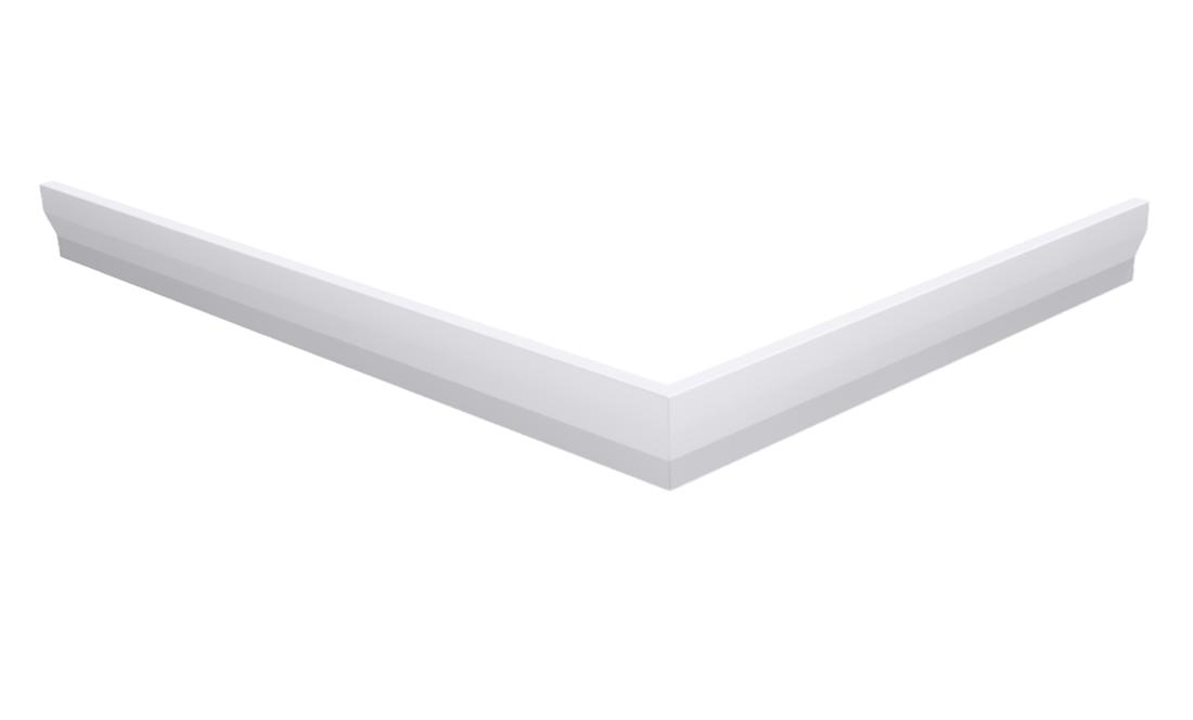 SARA panel čelní 100x75 cm, výška 10 cm, pravý