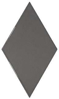 RHOMBUS WALL dark grey 15,2x26,3 (EQ-14) (1bal=1m2)