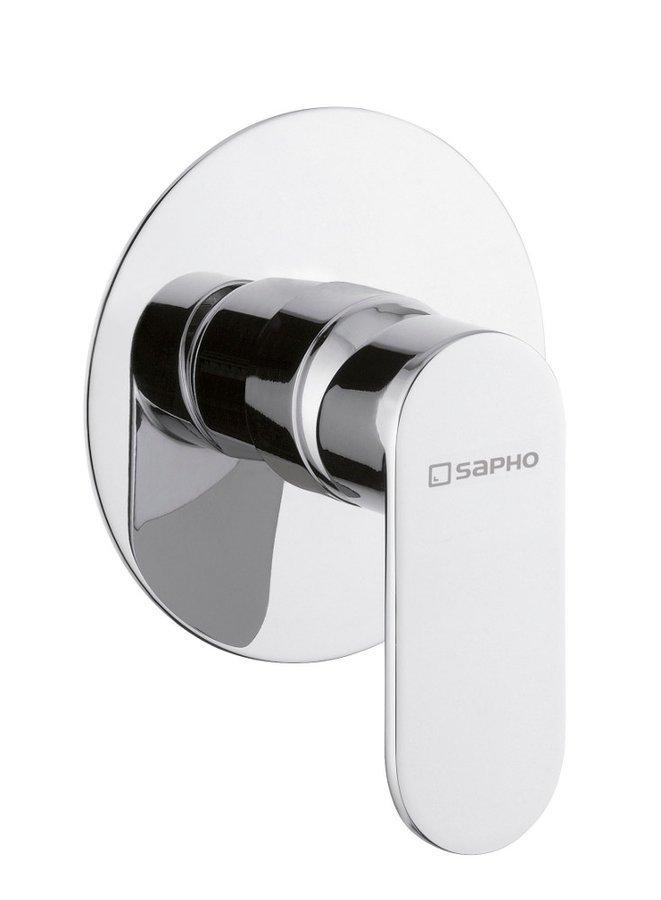 DANDY podomítková sprchová baterie, 1 výstup, chrom