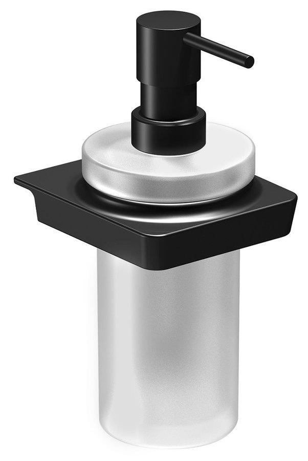 ZEN BLACK dávkovač mýdla, 250ml