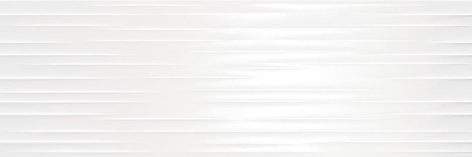 UNIK R90 Frost White Glossy 30x90 (BAL=1,08m2)