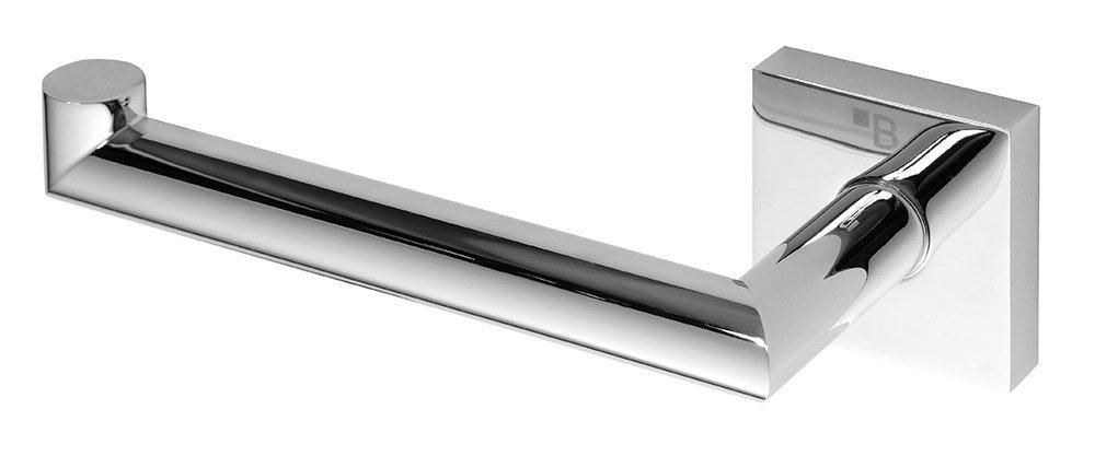 X-SQUARE držák toalet. papíru bez krytu, 180x55x70 mm, chrom LEVÝ
