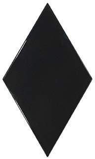 RHOMBUS WALL Black 15,2x26,3 (EQ-14) (bal.= 1 m2)