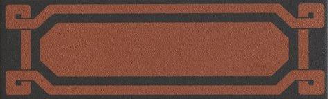OLD ENGLAND Listello Black Chester 6x20