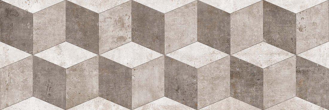 NORMANDIE Decorado Degas Beige 25x75 (bal.= 1,5 m2)