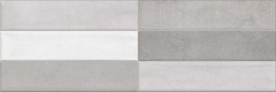 NORMANDIE Breton Gris Brick 25x75 (bal.= 1,5 m2)