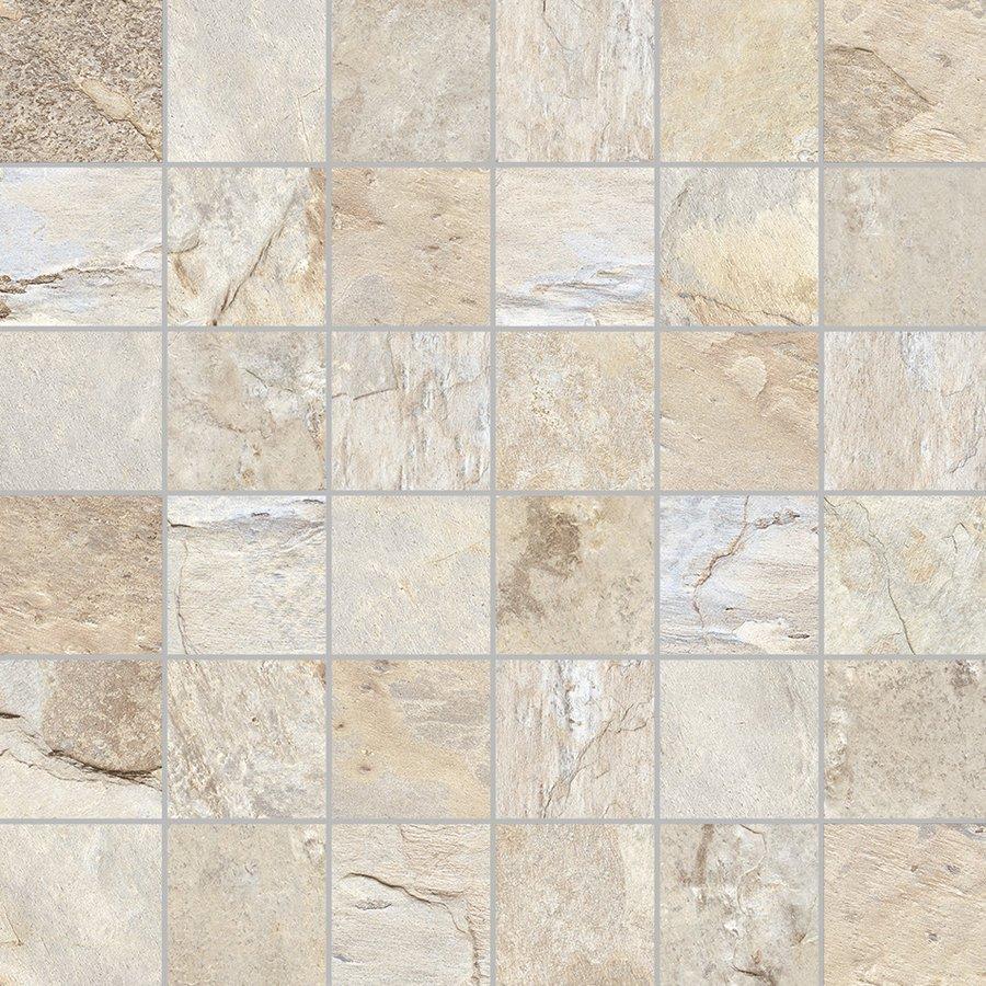 ARDESIA Mosaico Almond 30x30