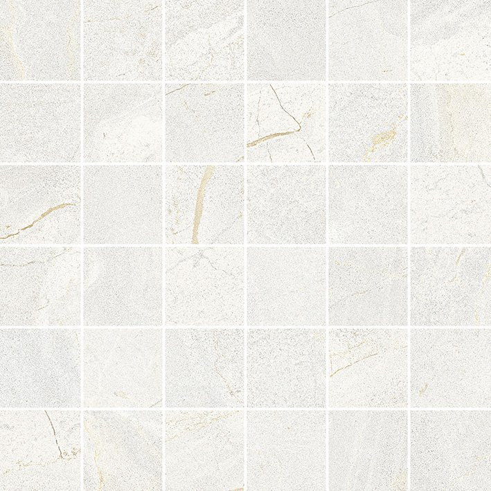 OSAKA Mosaico Blanco 30x30 (GF-20045)