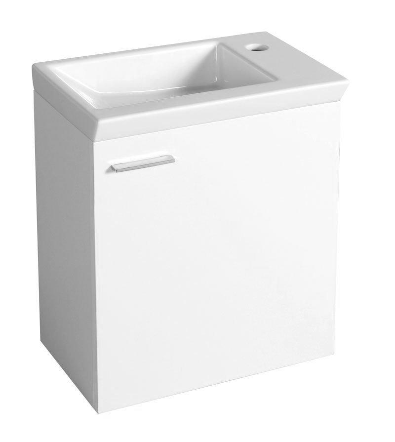 ZOJA umyvadlová skříňka 44x50x23,5cm, bílá