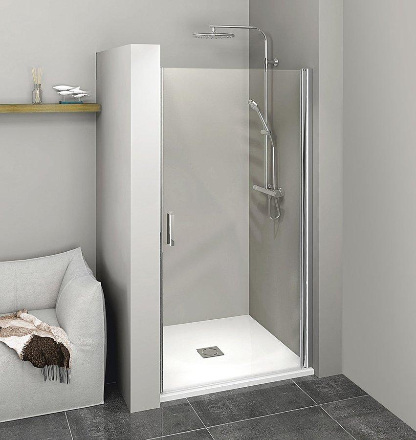 ZOOM LINE sprchové dveře 700mm, čiré sklo