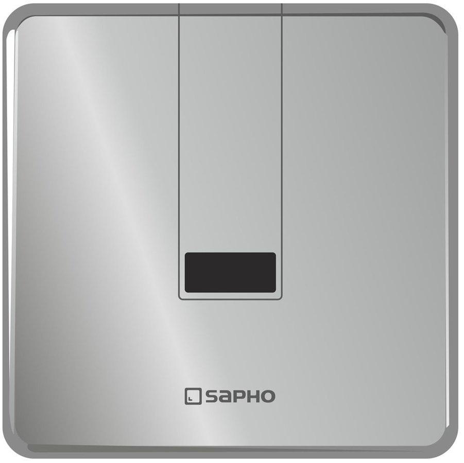 Podomítkový automatický splachovač pro urinal 6V (4xAA), nerez