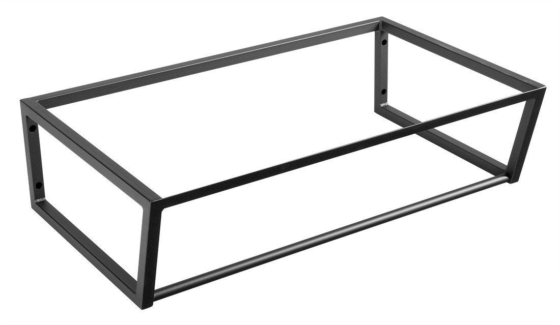 SKA konstrukce pod umyvadlo 750x200x460mm, černá mat