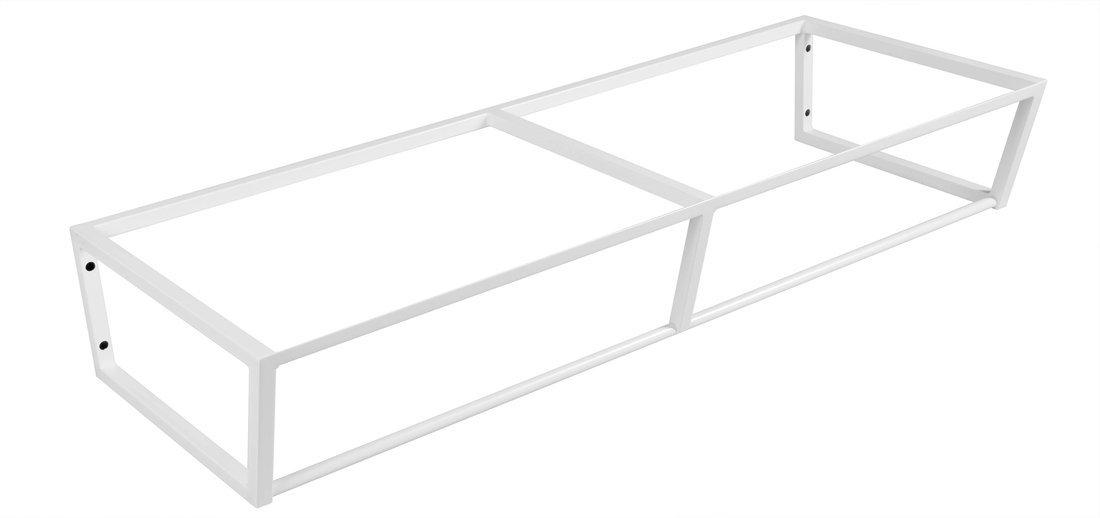 SKA konstrukce pod umyvadlo/desku 1200x200x460mm, bílá mat