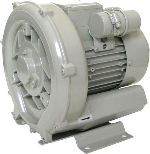 Dmychadlo/ vývěva - jednofázové 1,1 kW, 40 l/s