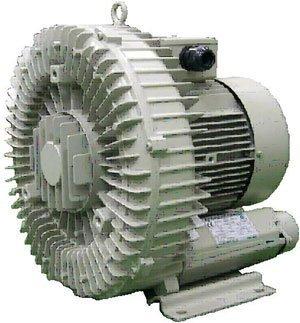 Dmychadlo/ vývěva - třífázové 2,2kW, 58 l/s