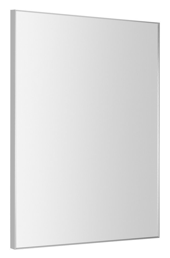 AROWANA zrcadlo v rámu 600x800mm, chrom
