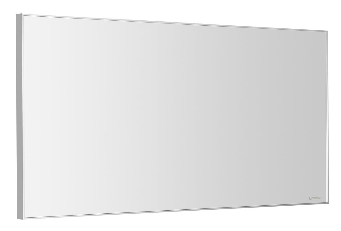 AROWANA zrcadlo v rámu 1000x500mm, chrom