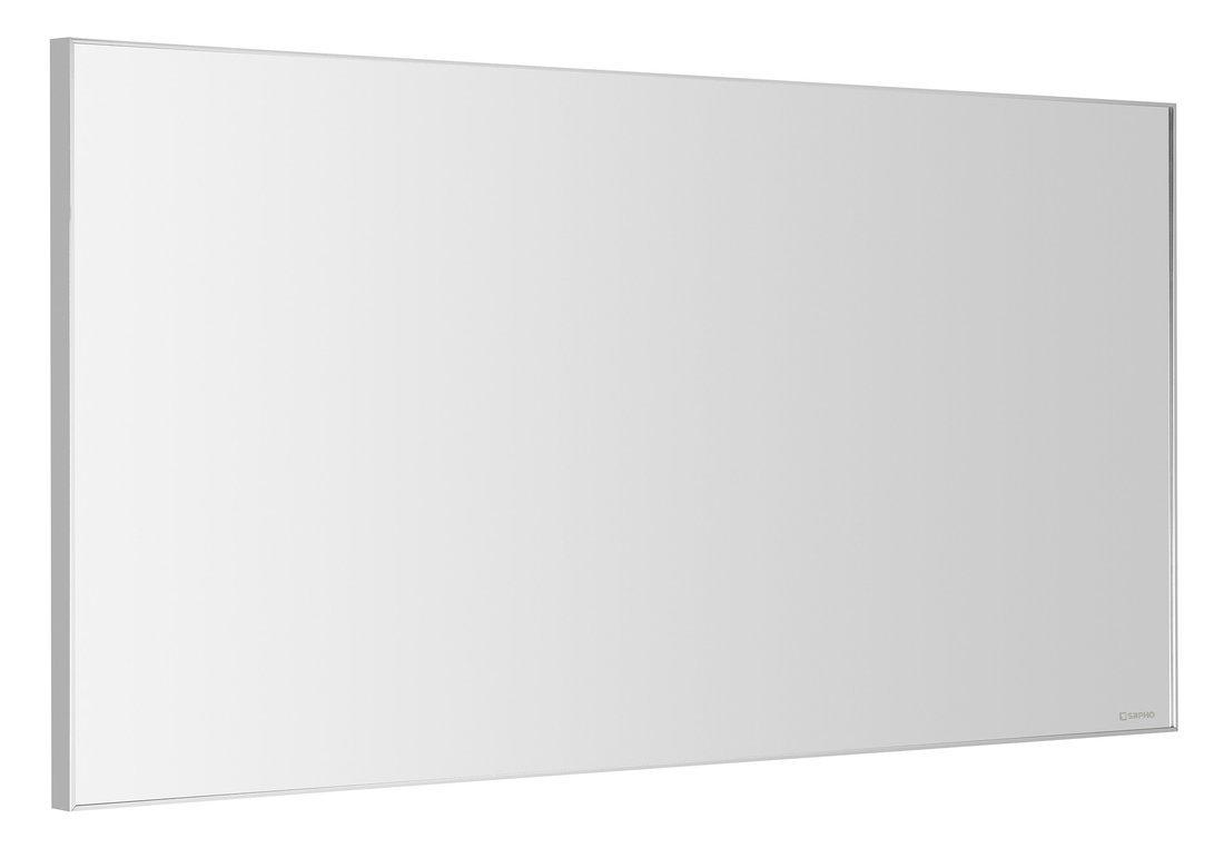 AROWANA zrcadlo v rámu 1200x600mm, chrom