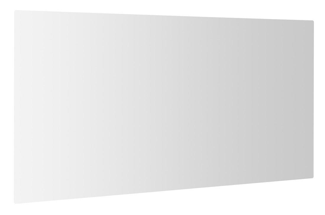 PLAIN zrcadlo 120x60cm, zakulacené rohy, bez úchytu