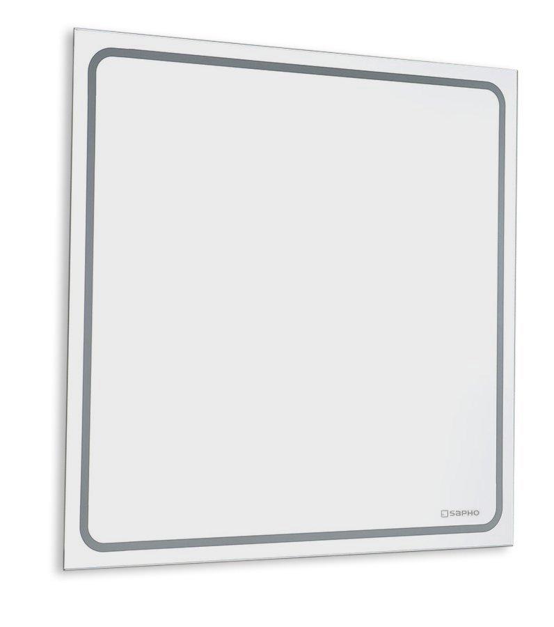 GEMINI LED podsvícené zrcadlo 900x900mm