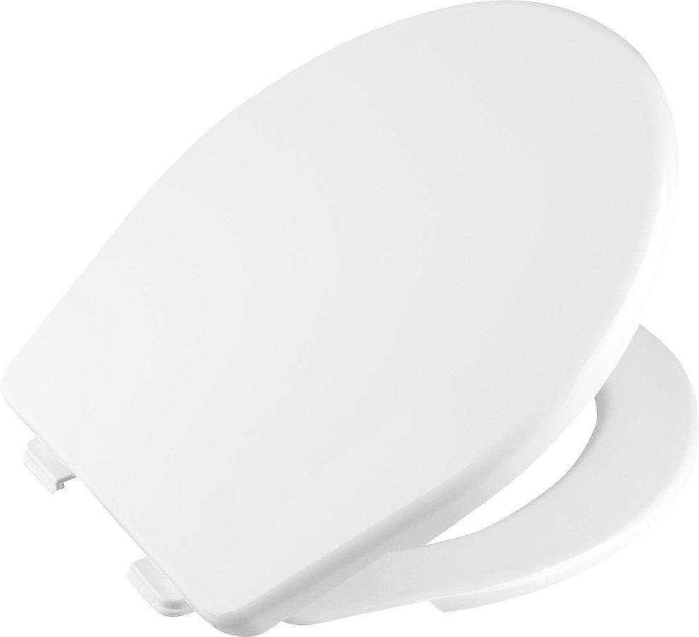 REGINA WC sedátko, polypropylen, bílá