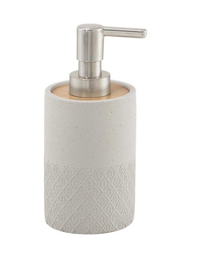 AFRODITE dávkovač mýdla na postavení, cement