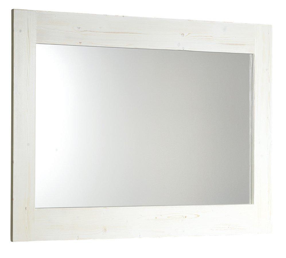 BRAND zrcadlo 1000x800x20mm, starobílá