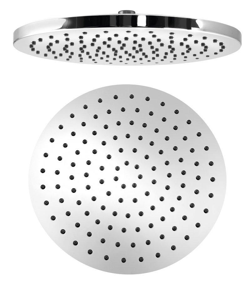Hlavová sprcha, průměr 305mm, ABS/chrom