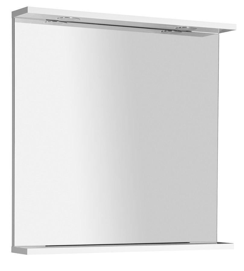 KORIN zrcadlo s LED osvětlením 70x70x12cm