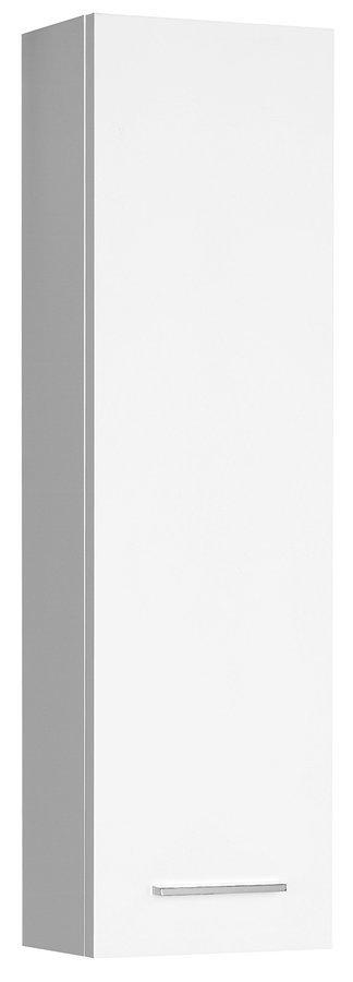ZOJA horní skříňka k zrcadlu Korin, 20x70x14cm, bílá