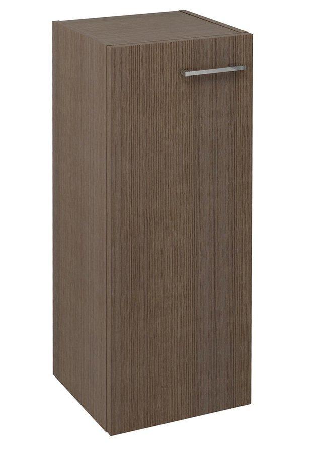 ESPACE skříňka 35x94x32cm, 1x dvířka, levá/pravá, borovice rustik