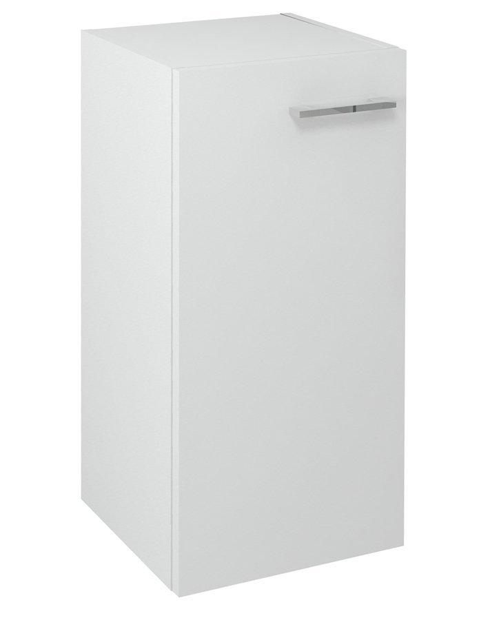 ESPACE skříňka 35x78x32cm, 1x dvířka, levá/pravá, bílá