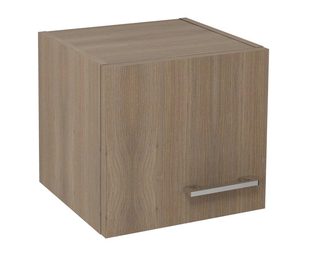 ESPACE skříňka 35x35x32cm, 1x dvířka, levá/pravá, ořech bruno
