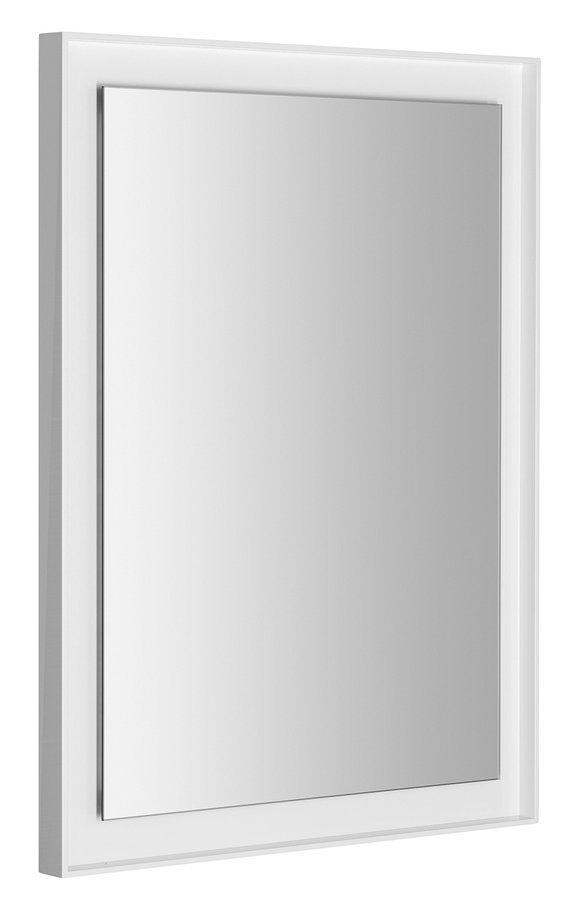 FLUT LED podsvícené zrcadlo 600x800mm, bílá