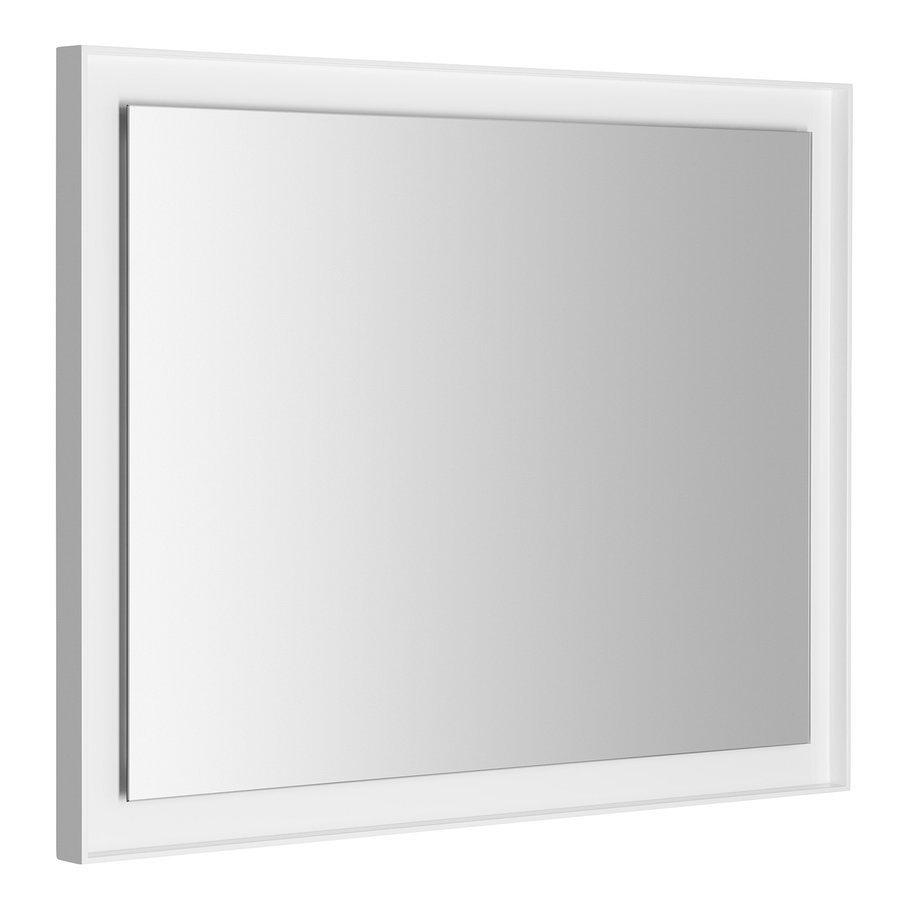 FLUT LED podsvícené zrcadlo 900x700mm, bílá