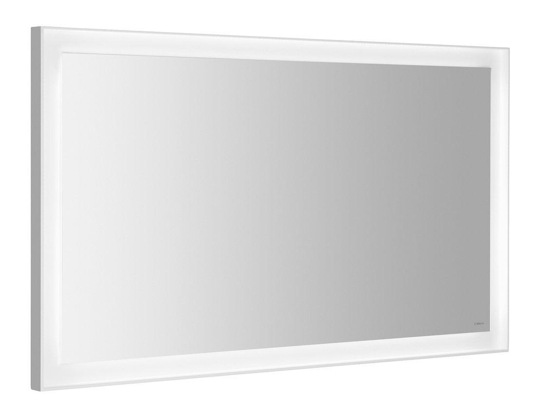 FLUT LED podsvícené zrcadlo 1200x700mm, bílá