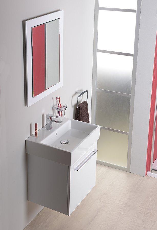 Koupelnový set NATY 50, bílá