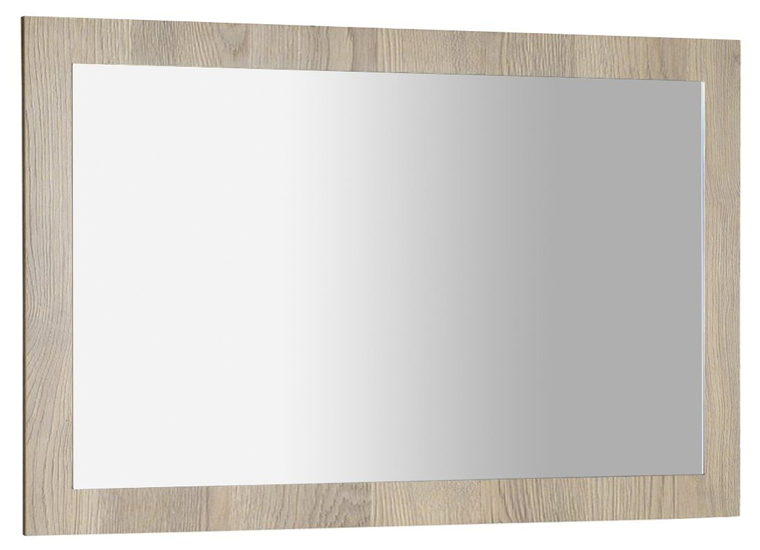 AMIA zrcadlo v rámu 1200x800x28mm, dub Texas