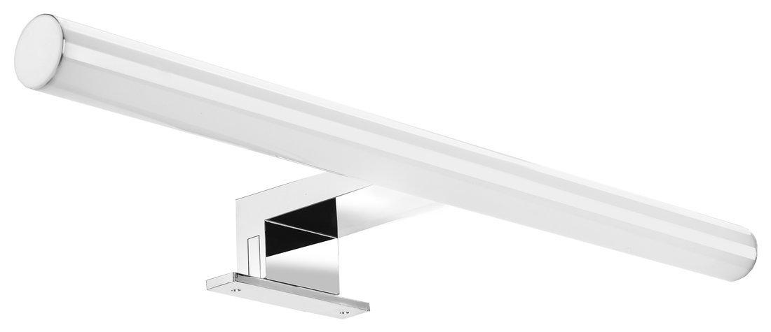 KRONAS LED svítidlo 6W, 230V, 400x40x100mm, plast, chrom
