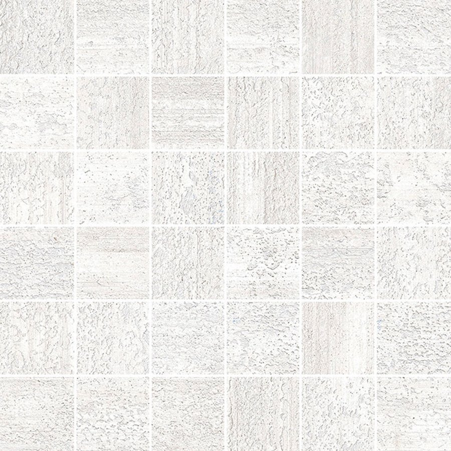 DISTRICT Mosaico Blanco 30x30