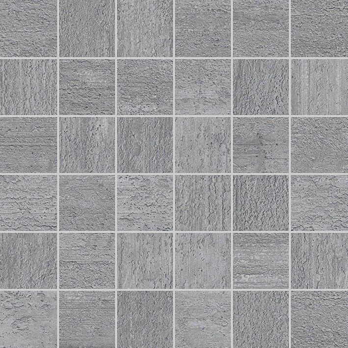 DISTRICT Mosaico Gris 30x30