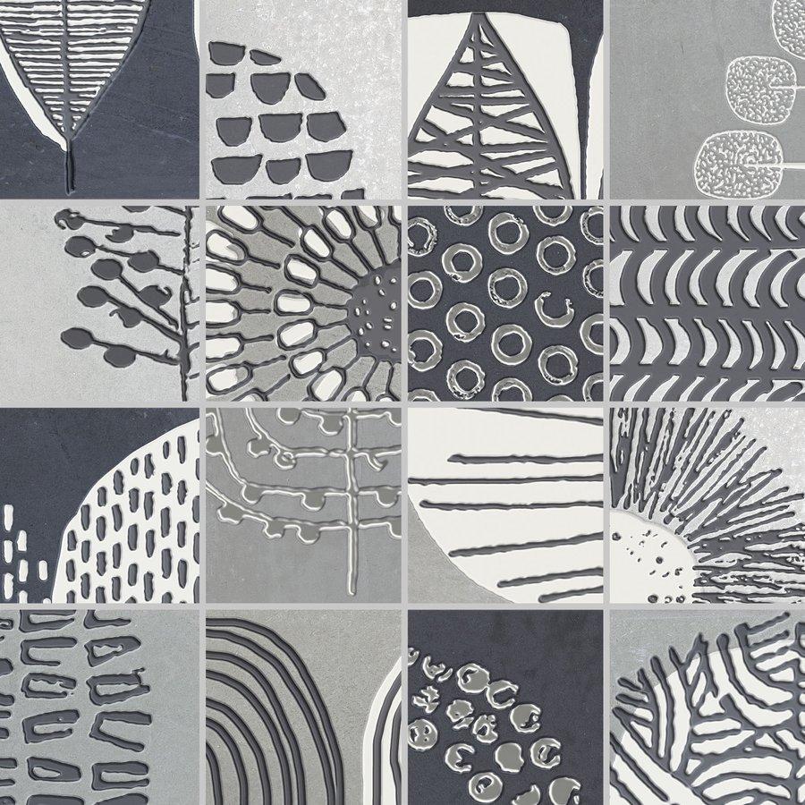 NAIROBI Mosaico Gris 30x30