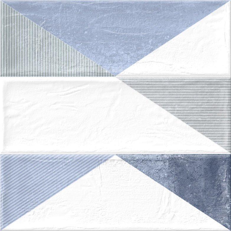 BRICK DELTA Blue 33,15x33,15 (1,32m2)
